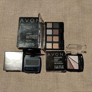 NIB 3 Avon Eyeshadow Palettes